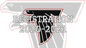 2020-2021 Registration Forms